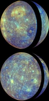 Free online activity explains MESSENGER spacecraft's Mercury flyby on Sept. 29