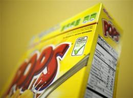 Industry backs off food labels after FDA criticism (AP)