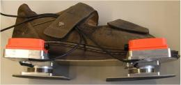 Intelligent shoe performs pressure imaging