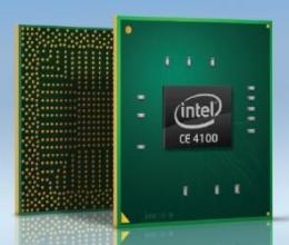 Intel's Atom CE4100 SoC