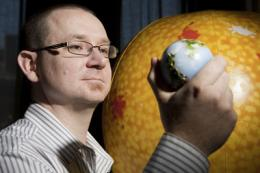 Jamie Lloyd on the lookout for exoplanets