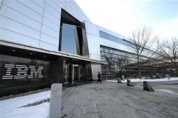 Justice Dept probing IBM's computer market conduct (AP)
