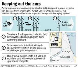 Lawmakers seek emergency steps to halt Asian carp (AP)