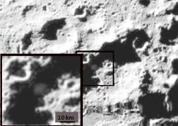 LCROSS Impact Data Indicates Water on Moon