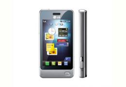 LG Unveils LG GD510 Touchscreen Phone