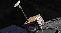Lunar Orbit is Divine for NASA Instrument