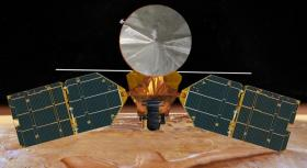 Mars Orbiter Resumes Normal Science Operations