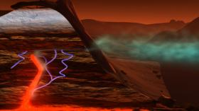 Martian Methane Reveals the Red Planet is not a Dead Planet