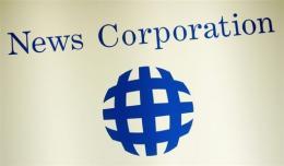 Media giant News Corp. reported a flat quarterly net profit of 2.7 billion dollars
