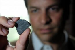 Meteorite grains divulge Earth's cosmic roots