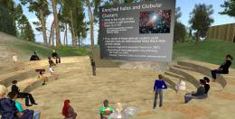 Virtual Worlds May Be the Future Setting of Scientific Collaboration
