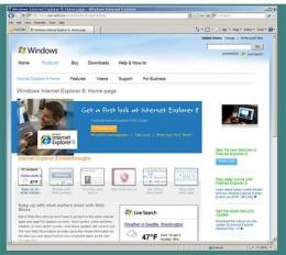 Microsoft adds shortcuts, security to new browser (AP)