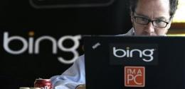 Microsoft and Yahoo challenge Google: Bing it on (AP)