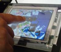 Mitsubishi 3D Touch Panel (Prototyped)