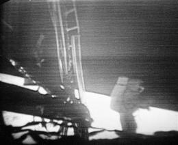 NASA lost moon footage, but Hollywood restores it (AP)