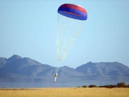 NASA Tests Load Limits for Ares I Rocket Main Parachute