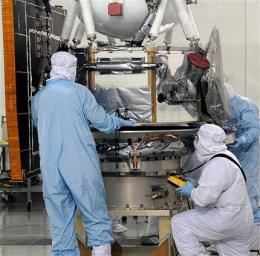 NASA to launch sky-mapping spacecraft (AP)