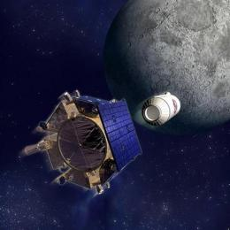 NASA to moon: Get ready because here we come (AP)