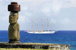 New clues in Easter Island hat mystery