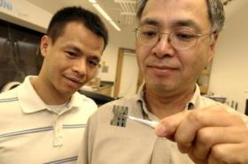 New Semiconducting Material