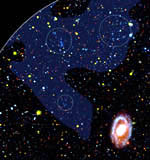 New stars from old gas surprise astronomers
