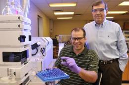 New X-ray technique illuminates reactivity of environmental contaminants