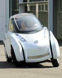 Nissan's new concept vehicle, the