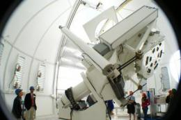 NJIT receives funding to improve Big Bear Telescope, study solar energy