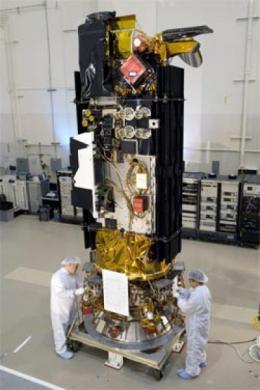 NRL sensor provides critical space weather observations