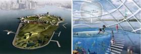 NYC eco island
