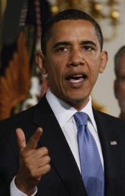 Obama lauds industry offer to cut health costs (AP)