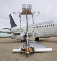 Penetrating insights: NIST airframe tests help ensure better shielding for flight instruments