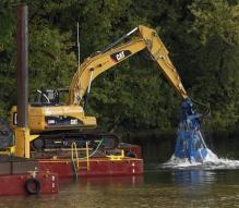 Phase 1 of PCB removal on Hudson River completed (AP)