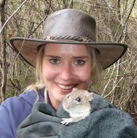 Plague on their house, but bush rats fight back