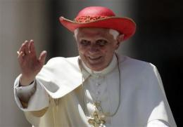 Pope 2.0: Vatican launches Facebook application (AP)