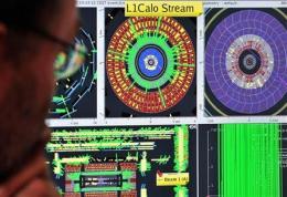 Quick restart of Big Bang machine stuns scientists (AP)