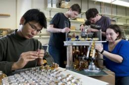 QUIET team to deploy new gravity-wave probe in June