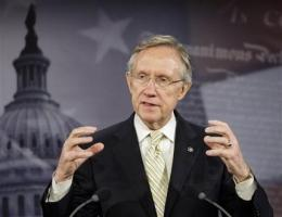 Reid says health care bill to have public option (AP)