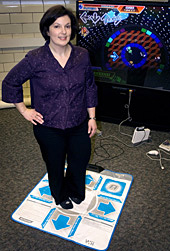 Researcher measures effectiveness of activity-promoting video games