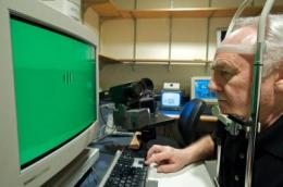 Rigorous visual training teaches the brain to see again after stroke