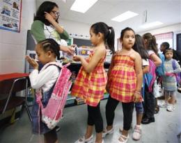Schools gear up for swine flu shots