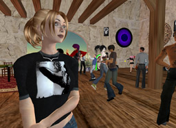 Second Life data offers window into how trends spread