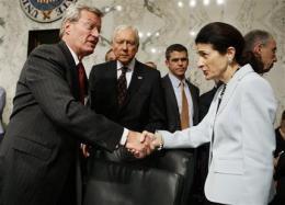 Senate panel OKs middle-of-the-road health plan (AP)