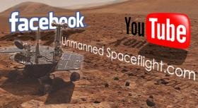Socializing on Mars