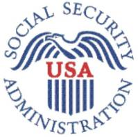 Social security administration logo