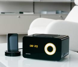 Sonoro Elements W Wi-Fi Internet radio works without a computer