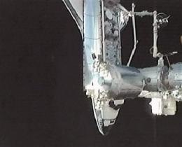 Spacewalk Day: Astronauts set for first outing (AP)