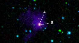 Spitzer Telescope Observes Baby Brown Dwarf