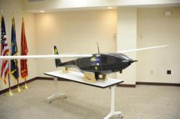 Surveillance vehicles take flight using alternative energy
