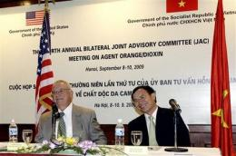 Survey: Dioxin levels high in Vietnam near US base (AP)